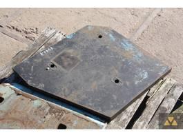 overige equipment onderdeel Powerscreen 11650 Lower cheek plate LH