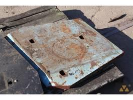 overige equipment onderdeel Powerscreen 11650 Lower cheek plate RH