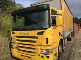 bakwagen vrachtwagen > 7.5 t Scania P230 2006