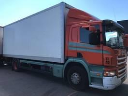 bakwagen vrachtwagen > 7.5 t Scania P 230 2008