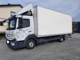 bakwagen vrachtwagen > 7.5 t Mercedes Benz Atego 818 2017