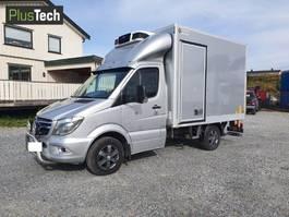 bakwagen vrachtwagen > 7.5 t Mercedes Benz Sprinter 2017