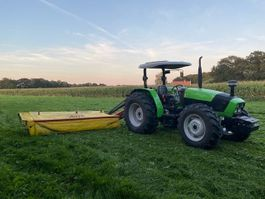 standaard tractor landbouw Deutz AGROLUX  4X4 DEMO 2018