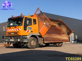 kipper vrachtwagen > 7.5 t Iveco EuroTech 2001