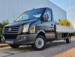 platform bedrijfswagen Volkswagen CRAFTER 35 2.0 tdi xxl ac 163 pk ni 2014