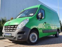 gesloten bestelwagen Renault MASTER 2012
