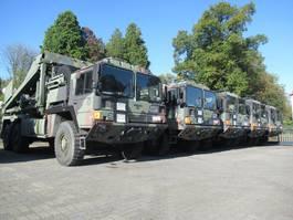 leger vrachtwagen MAN KAT 25.422 DFAEG 6x6  Twistlock system 1996
