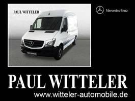 gesloten bestelwagen Mercedes Benz Sprinter 319 CDI L2H2,AHK 3,5 to, Klima Navi 2017