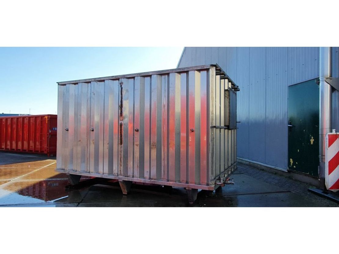 sanitaircontainer Diversen ** watertank rvs 15m3 2008