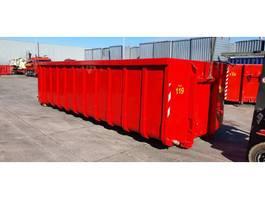 overige containers ** vloeistofdichte container haakarm met klep