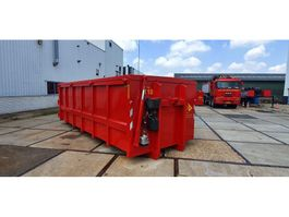 overige containers ** Haakarm klepcontainer vloeistofcontainer dicht/open