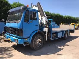bakwagen vrachtwagen > 7.5 t Mercedes Benz SK1926 kraan 20ton 1980