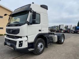 standaard trekker Volvo FMX 2013