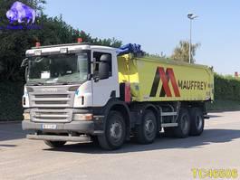 kipper vrachtwagen > 7.5 t Scania R 380 Euro 4 2009