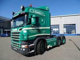 standaard trekker Scania R500 / HIGHLINE / AUTOMATIC / 6X2 / HYDRAULICS / 2012 2012