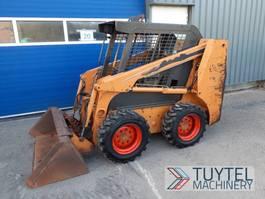 schranklader rups Case 40 XT schranklader bobcat skidsteer wiellader mini 2004