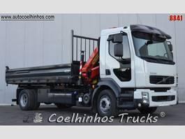 kipper vrachtwagen > 7.5 t Volvo FL 240 2007