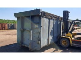 overige containers Container containerbak 40M3 net systeem met pomp