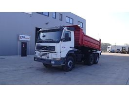 kipper vrachtwagen > 7.5 t Volvo FM 10 - 340 (FULL STEEL/ BOITE MANUELLE) 2000