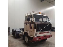 standaard trekker Volvo F89 6X2 1974