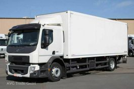 bakwagen vrachtwagen > 7.5 t Volvo FE 280 Iso-Koffer 7,4m LBW 2t vollluftgef. Liege 2016