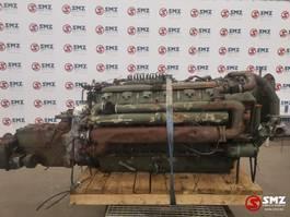 Motor vrachtwagen onderdeel Deutz Occ Motor Deutz F12L714 + versnellingsbak AK3-75-3