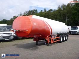 tankoplegger Cobo Fuel tank alu 40.3 m3 / 6 comp 2004