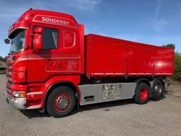 bakwagen vrachtwagen > 7.5 t Scania R620 2009