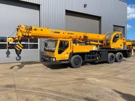 alle terrein kranen XCMG QY25K-II 25 Ton 6x4 Hydraulic Truck Crane 2012