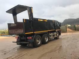 kipper vrachtwagen > 7.5 t Volvo Fm 480 6x4 volvo 2011