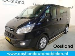 minivan - personenbus Ford Transit Custom Tourneo 2.2 TDCI 155 PK L1H1 Titanium Persoonsvervoer 9 P... 2014