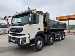 kipper vrachtwagen > 7.5 t Volvo FMX 2012