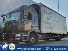 schuifzeil vrachtwagen MAN 12.250 TGL 2009