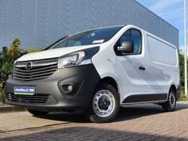 gesloten bestelwagen Opel VIVARO 1.6 cdti, l1h1, airco, k 2016