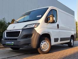gesloten bestelwagen Peugeot BOXER 130 hdi, l1h1, airco 2016