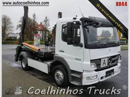containersysteem vrachtwagen Mercedes Benz 1222 Atego 2012
