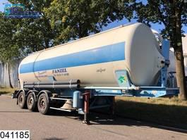 silo oplegger Spitzer Silo 47000 liter , 3 bar, Silo / Bulk 2004