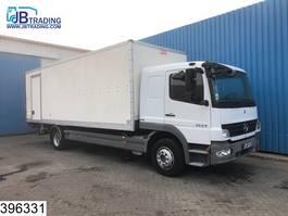 bakwagen vrachtwagen > 7.5 t Mercedes Benz Atego 1524 Manual, Steel suspension, Airco, euro 4 2008