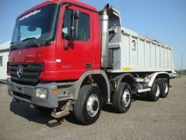 kipper vrachtwagen > 7.5 t Mercedes Benz 4141 8x6 2007