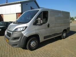gesloten bestelwagen Peugeot Boxer 2.2HDI Klima  Tempomat Netto €6750,=