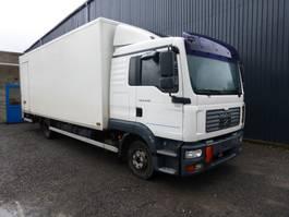 bakwagen vrachtwagen > 7.5 t MAN TGL 12 240 2005