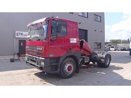 standaard trekker DAF 85 CF 380 (6 CYLINDER ENGINE WITH MANUAL PUMP / EURO 2) 1999