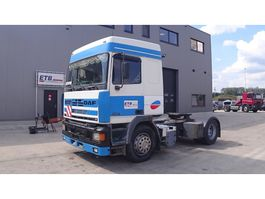 standaard trekker DAF 95 ATI 360 (6 CYLINDER ENGINE WITH MANUAL PUMP / EURO 2) 1996