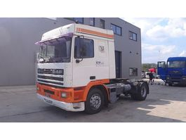 standaard trekker DAF 95 ATI 360 Space Cab (6 CYLINDER ENGINE WITH MANUAL PUMP / EURO 2) 1995