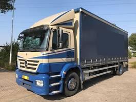 bakwagen vrachtwagen > 7.5 t Mercedes Benz AXOR 1824L BLUETEC 5 2010