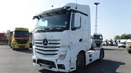 standaard trekker Mercedes Benz actros 1851  euro 5  hydraulick 2012