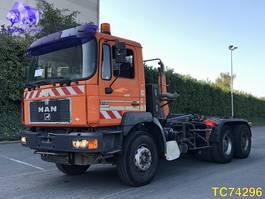 containersysteem vrachtwagen MAN F 2000 27.293 Euro 3 2000