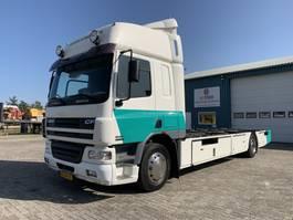 containersysteem vrachtwagen DAF 75.310 381.000KM NL truck 2006
