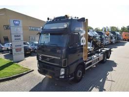 containersysteem vrachtwagen Volvo FH500 Globetrotter XL 6x2 2012