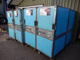 geisoleerde zeecontainer Onbekend Rolcontainers - Geïsoleerd - 3 Stuks 2011
